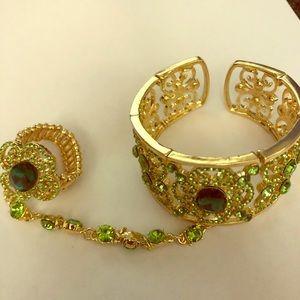 Jewelry - Women Bracelet and ring set